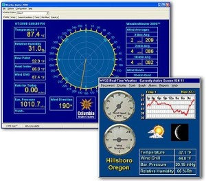 Weather Conditions Monitoring Software